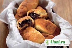 Картофельные пирожки с черносливом Изображение