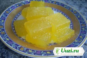 Лимонный мармелад Изображение