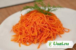 Морковь по-корейски Изображение