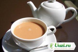Имбирный чай с молоком Изображение