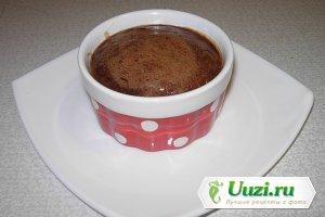 Крем-брюле шоколадный Изображение