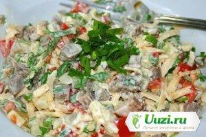 Салат из говядины - Самый вкусный Изображение