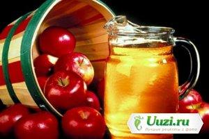 Яблочный квас Изображение