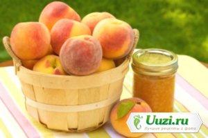 Классическое варенье из персиков Изображение