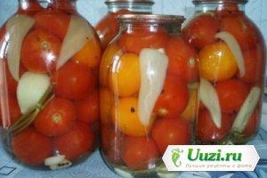 Традиционное маринование помидоров на зиму Изображение