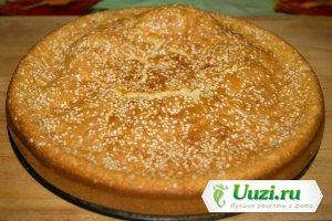 Куи Бакар (ванильный пирог) Изображение