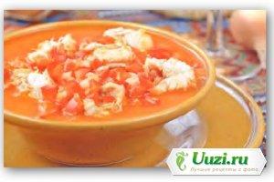 Чилийский суп из угря Изображение