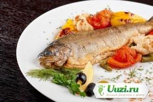 Рыба запеченная по-сицилийски Изображение