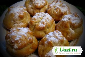 Пугья Глика (пирожки с орехами) Изображение