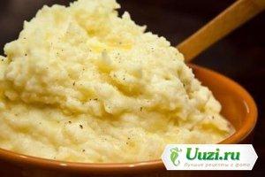 Скордалья (картофельное пюре с чесноком) Изображение