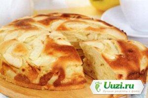 Пирог с яблоками по-Белоруски Изображение