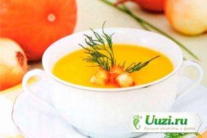 Тыквенный суп Изображение