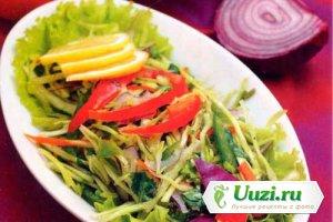 Салат «Бандгобхи» (салат из капусты) Изображение