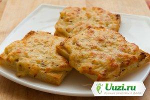 Гренки с сыром по-валлийски Изображение