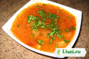 Морковный суп Изображение