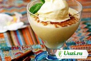 Кубинский яичный десерт Изображение