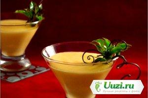 Мусс из маракуйи и манго Изображение