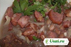 Фейжоада с фасолью и мясом Изображение