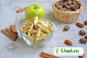 Харосет (пряная фруктово-ореховая смесь) Изображение