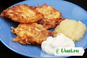 Картофельные латкес Изображение