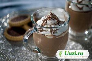 Шоколадно-молочный коктейль Изображение