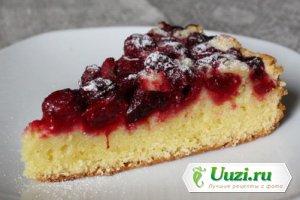 Пирог из замороженной ягоды Изображение