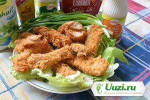 Куриные наггетсы рецепт готовим дома