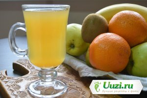 Лимонный напиток с имбирем и медом Изображение