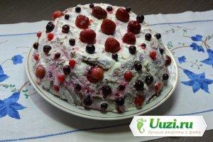 Шоколадный торт в микроволновке Изображение