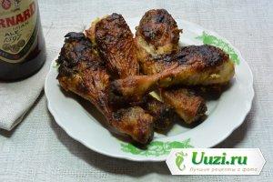 Куриные голени запеченные в духовке Изображение