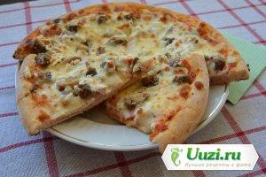Пицца - рецепт теста Итальянский Изображение