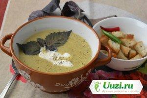 Сырный суп-пюре Изображение