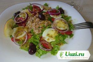 Салат с тунцом Изображение