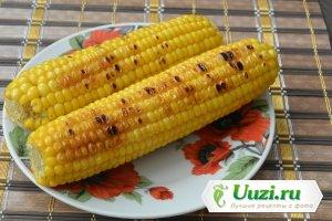 Кукуруза на гриле Изображение