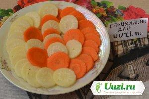 Маринованный дайкон и морковь Изображение