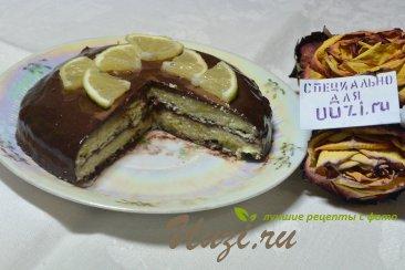 Лимонный кекс в микроволновке Изображение