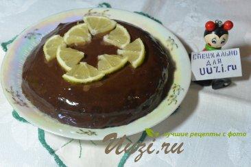 Лимонный кекс в микроволновке Шаг 8 (картинка)