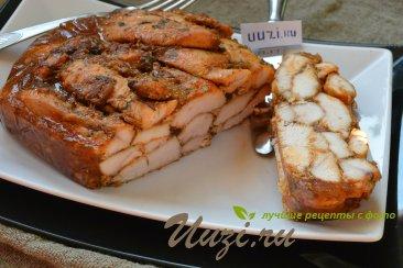 Мраморное мясо Изображение