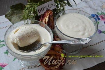 Йогуртовый мусс Изображение