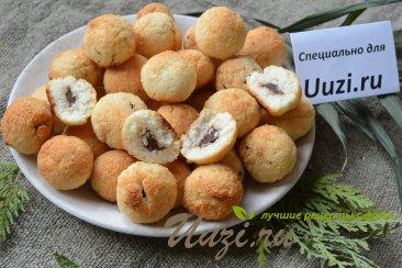 Кокосовое печенье Изображение