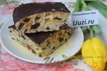 Пирог шоколадный Изображение