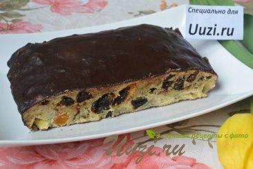 Пирог шоколадный Шаг 6 (картинка)