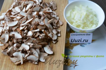 Картофельные зразы с грибами Шаг 2 (картинка)