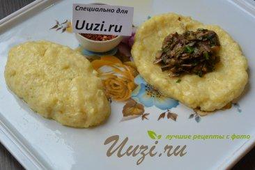 Картофельные зразы с грибами Шаг 7 (картинка)
