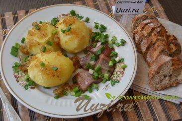 Картофель отварной Изображение