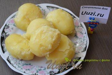 Картофель отварной Шаг 2 (картинка)