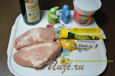 Свинина в духовке с овощами Шаг 1 (картинка)