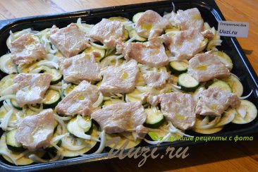 Свинина в духовке с овощами Шаг 4 (картинка)