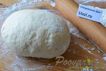 Пирожки с яйцами и луком в духовке Шаг 1 (картинка)