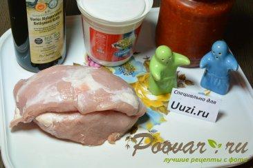 Свинина в томатном соусе Шаг 1 (картинка)